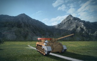 Шкурка для танка M-18 Hellcat в игре world of tanks