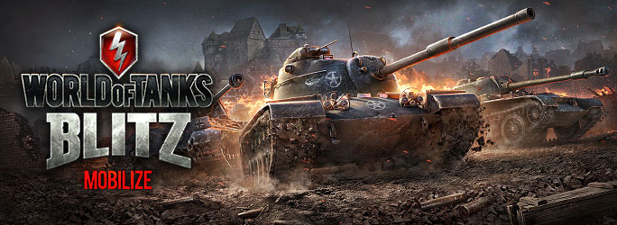 Релиз World of tanks Blitz