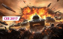 World of Tanks на выставке CEE 2017